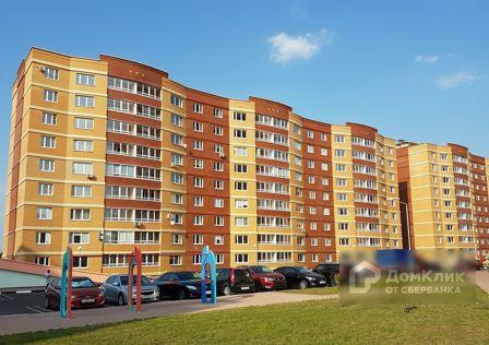 """Многоквартирный жилой дом №29 в микрорайоне """"Степной"""""""