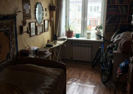 Продаётся 3-комнатная квартира, 56.3 м²