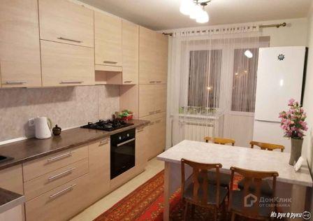 Продаётся 1-комнатная квартира, 37.7 м²