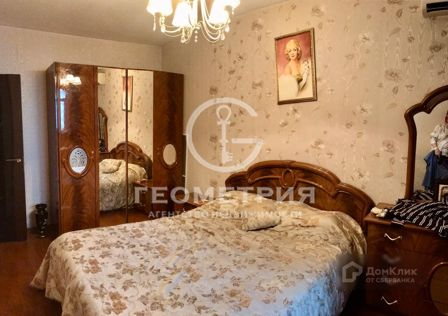 Продаётся 3-комнатная квартира, 74 м²