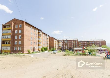 Продаётся 4-комнатная квартира, 72.4 м²