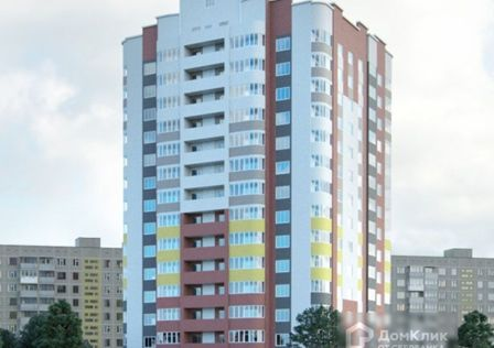 Продаётся 1-комнатная квартира, 46.5 м²