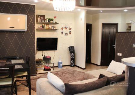 Продаётся 2-комнатная квартира, 92 м²