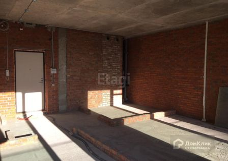 Продаётся 1-комнатная квартира, 51.1 м²