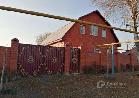 Продаётся 2-этажный дом, 61.8 м²