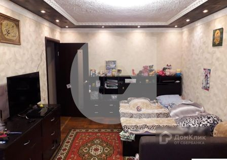 Продаётся 1-комнатная квартира, 32.7 м²