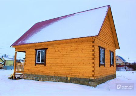 Продаётся 1-этажный дом, 70 м²