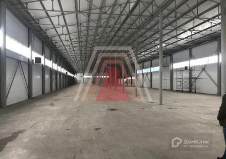 Продаётся склад, 3400 м²