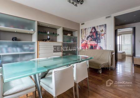 Продаётся 4-комнатная квартира, 115.2 м²