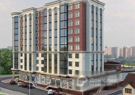 Продаётся 2-комнатная квартира, 68.94 м²