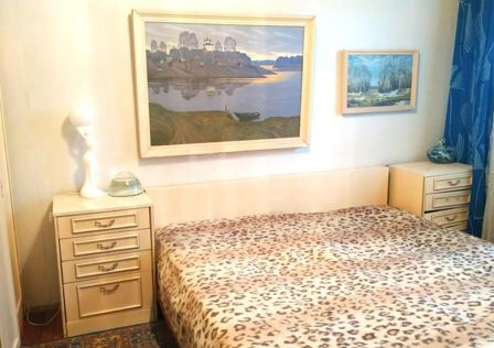 Продаётся 3-комнатная квартира, 59.8 м²