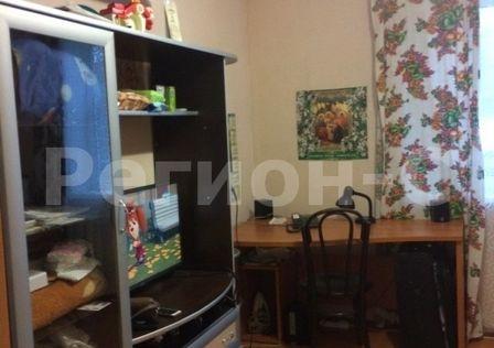 Продаётся 3-комнатная квартира, 47.6 м²