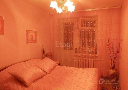 Продаётся 3-комнатная квартира, 68.9 м²