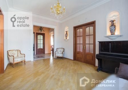 Продаётся 4-комнатная квартира, 110 м²