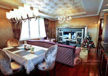 Продаётся 2-комнатная квартира, 101 м²