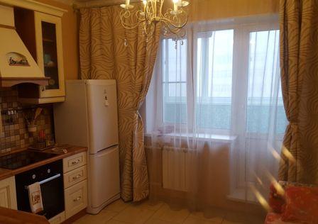 Продаётся 1-комнатная квартира, 50.7 м²