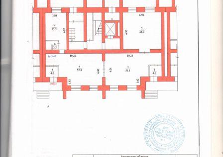 Продаётся помещение своб. назначения, 186.7 м²