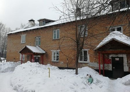 Продаётся 3-комнатная квартира, 51.6 м²