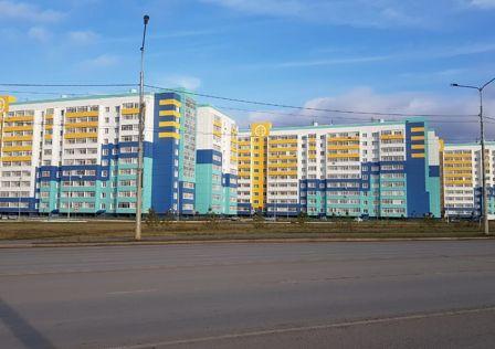 Продаётся 1-комнатная квартира, 48.2 м²