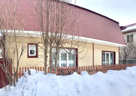 Продаётся 1-этажный дом, 49.1 м²