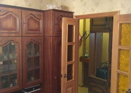 Продаётся 3-комнатная квартира, 51.4 м²