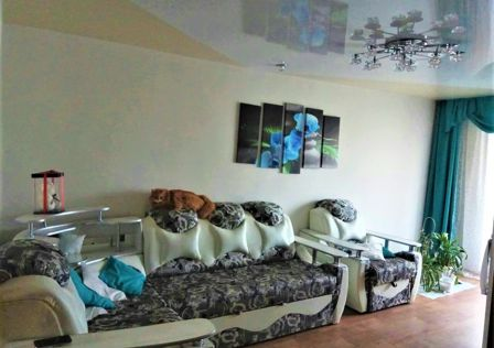 Продаётся 3-комнатная квартира, 60.7 м²