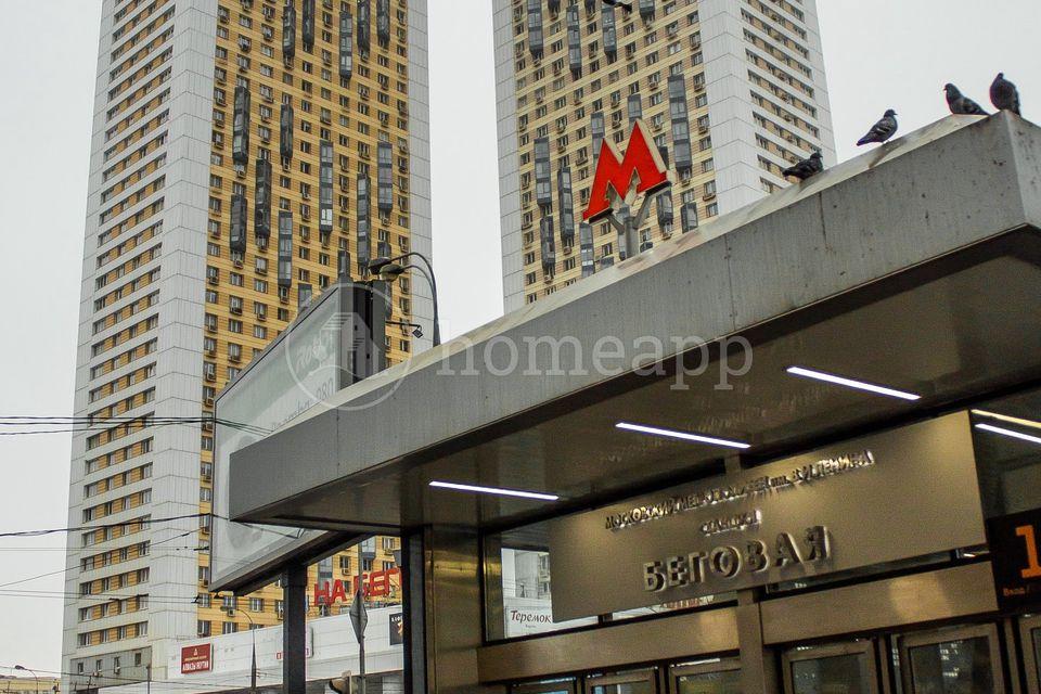 Продаётся 2-комнатная квартира, 78.2 м²