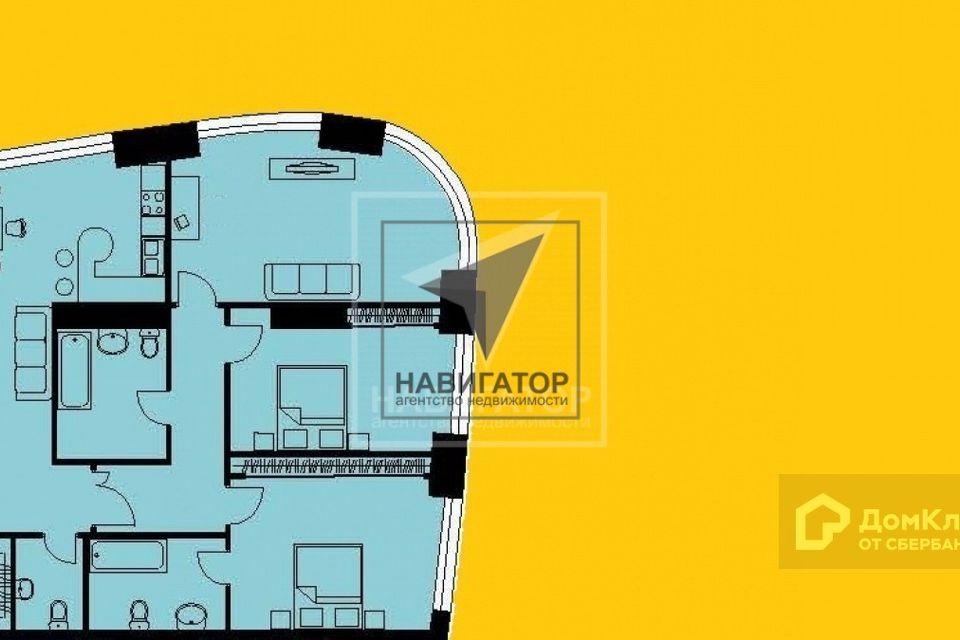 Продаётся 4-комнатная квартира, 144 м²