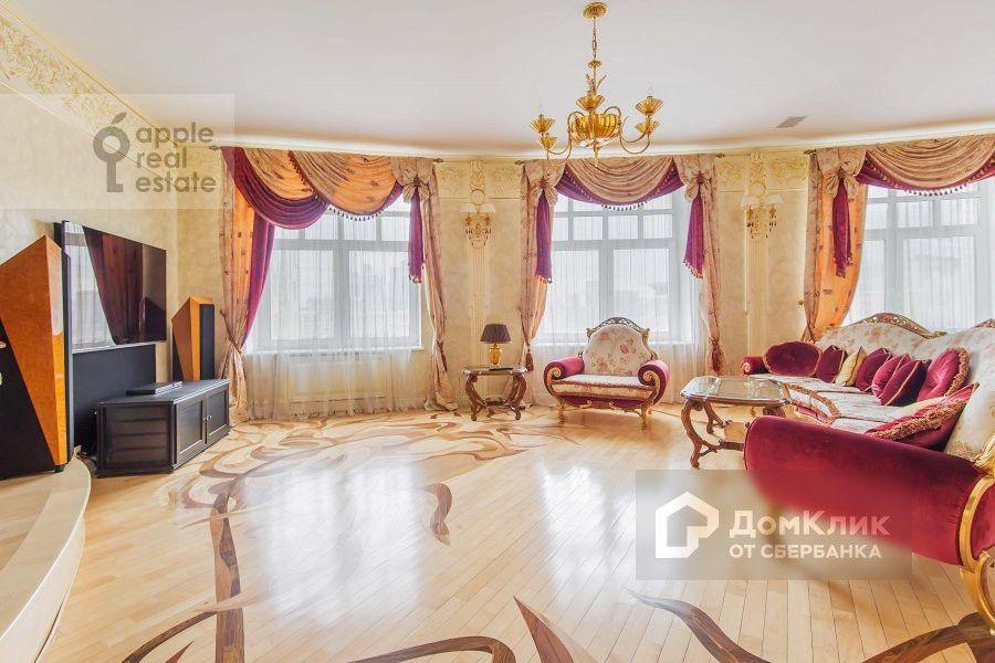 Продаётся 3-комнатная квартира, 207 м²