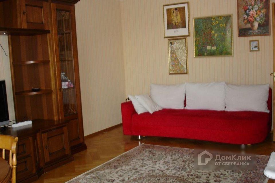 Продаётся 4-комнатная квартира, 124.1 м²