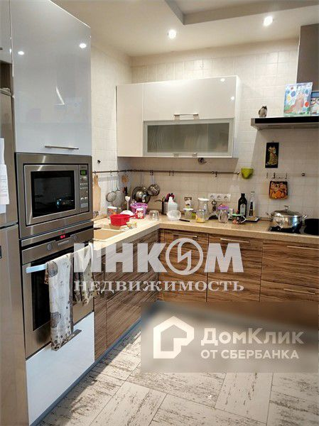 Продаётся 4-комнатная квартира, 124 м²