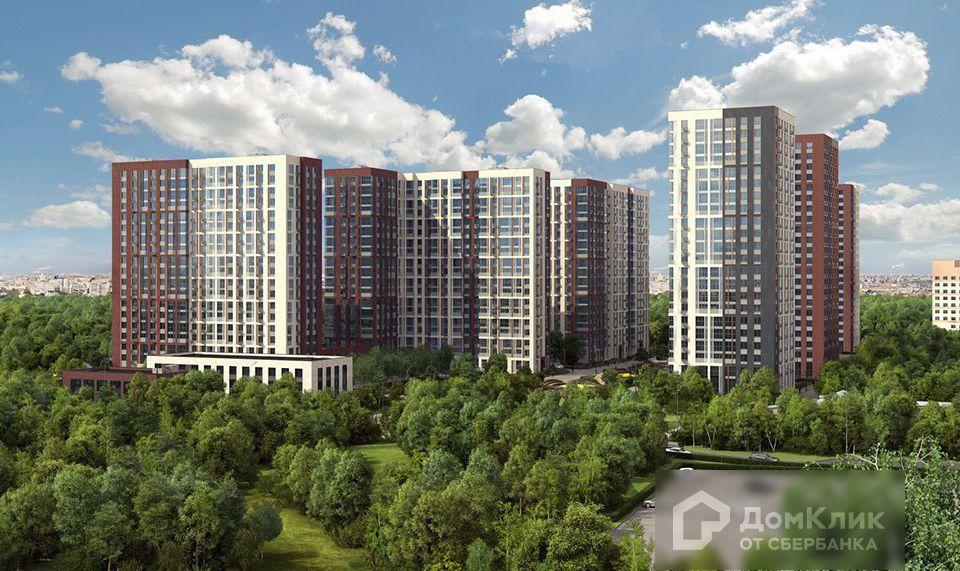 Продаётся 3-комнатная квартира, 85.43 м²