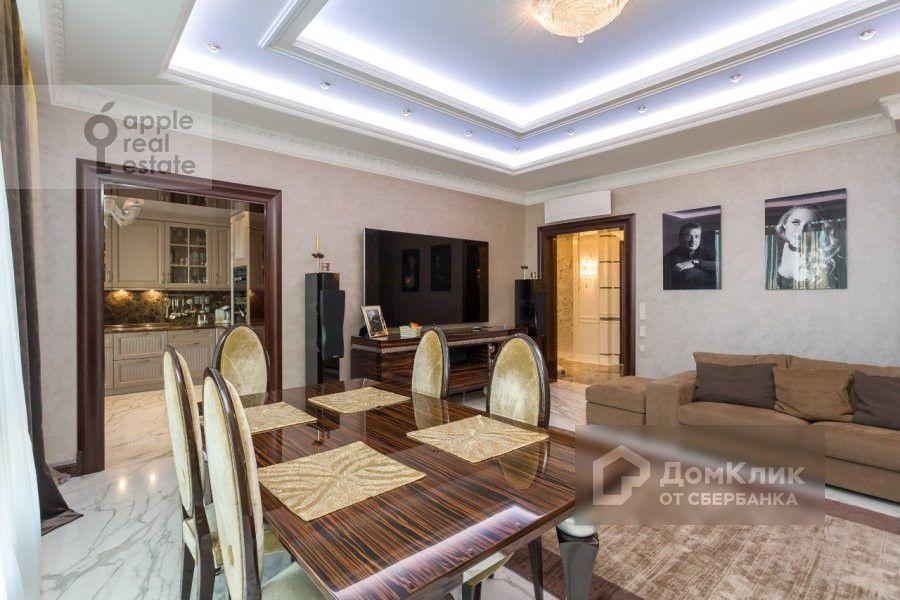Продаётся 4-комнатная квартира, 170 м²