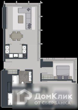 Продаётся 3-комнатная квартира, 112.7 м²