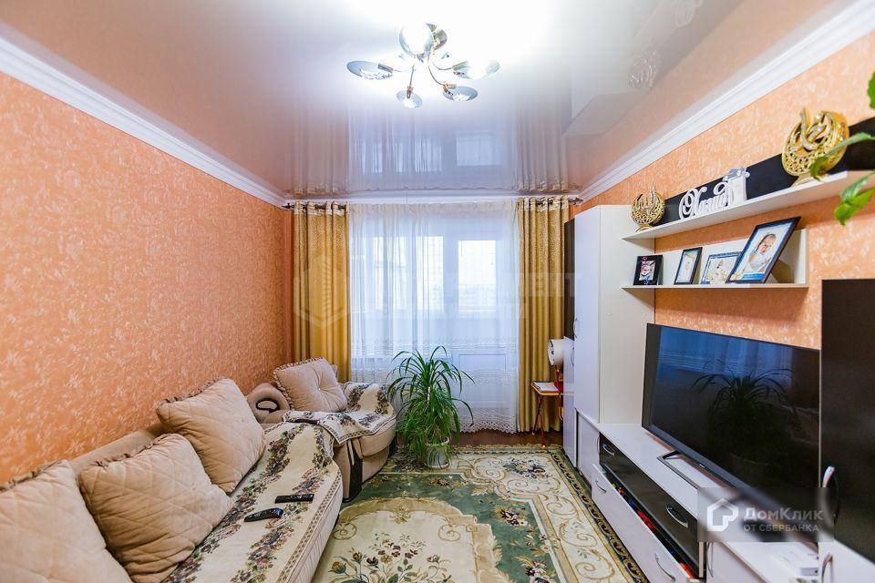 Продаётся 3-комнатная квартира, 111.8 м²