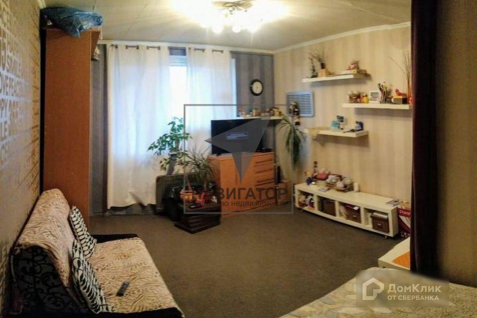 Продаётся 1-комнатная квартира, 43.5 м²