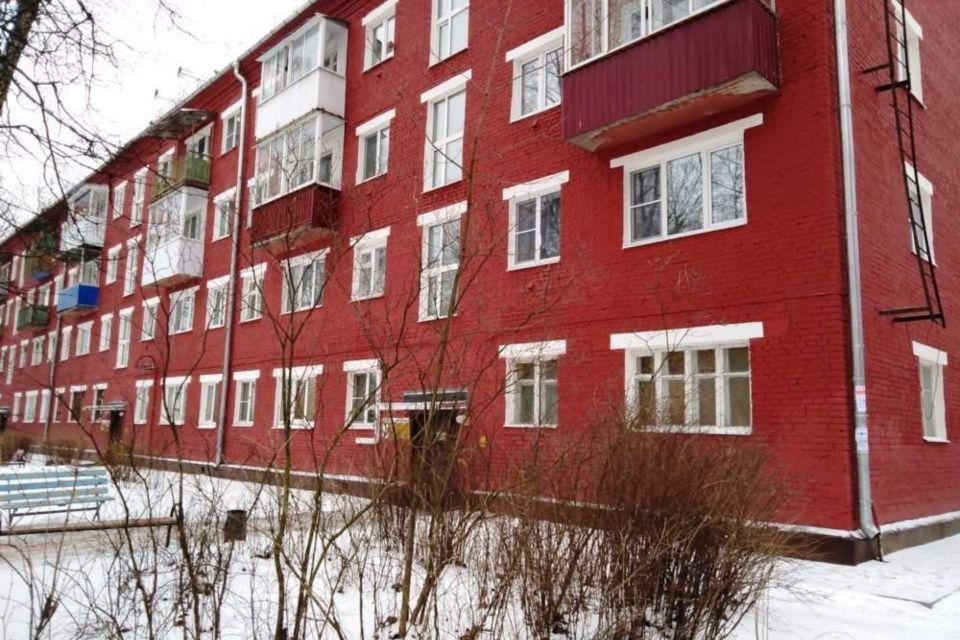 Продаётся 3-комнатная квартира, 54.7 м²