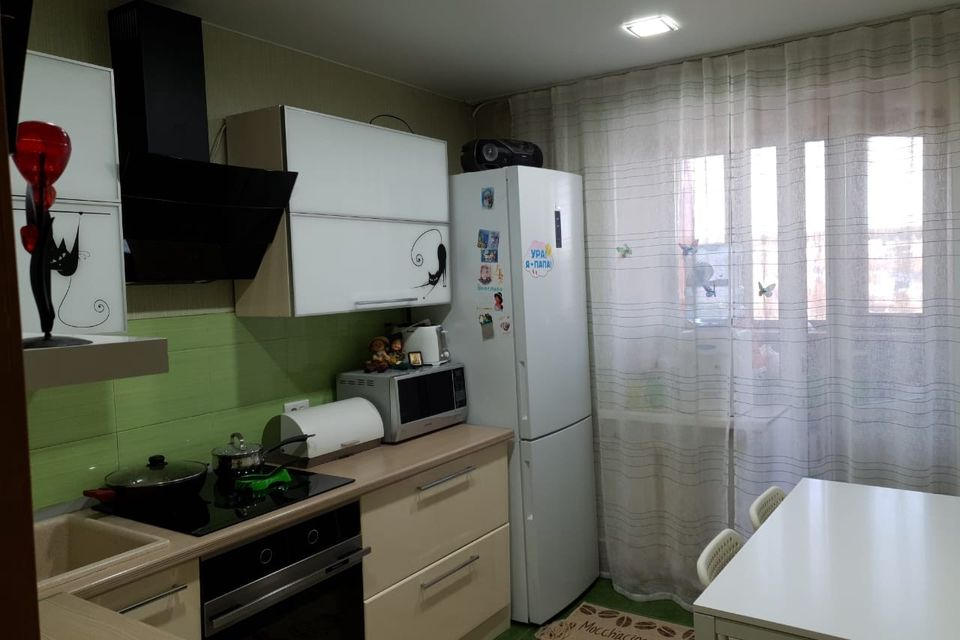 Продаётся 1-комнатная квартира, 33.1 м²