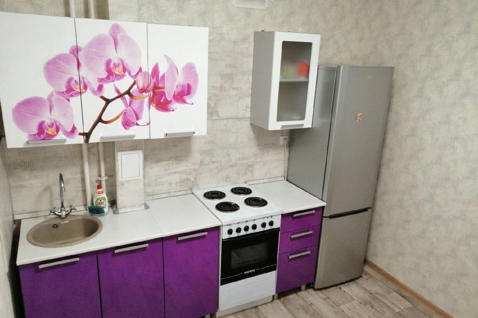 Продаётся 1-комнатная квартира, 36.4 м²