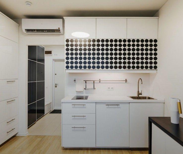 Продаётся 1-комнатная квартира, 33.8 м²