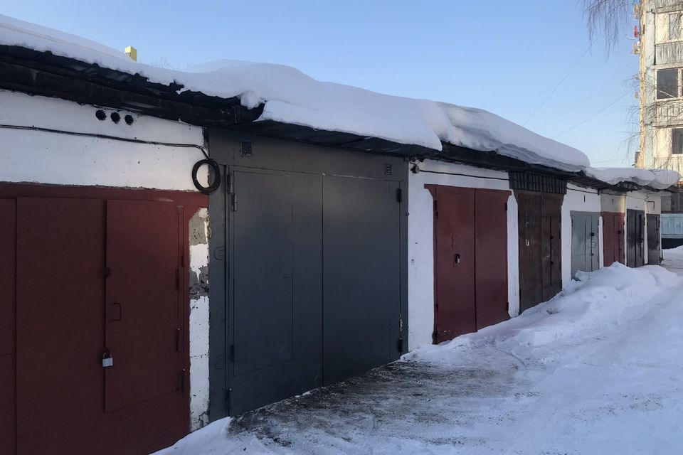 Продаётся гараж, 21 м²